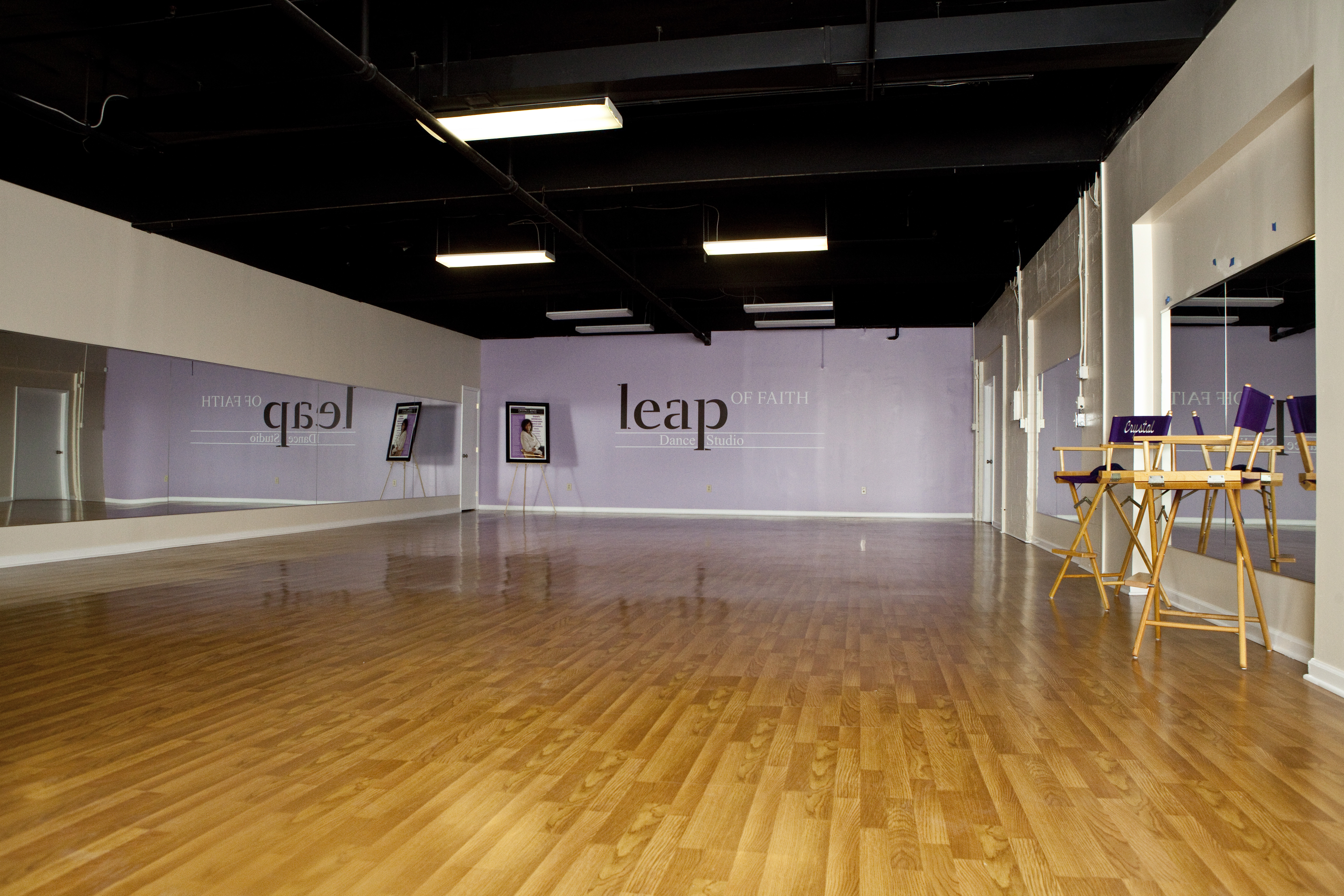Leap of Faith Dance Studio